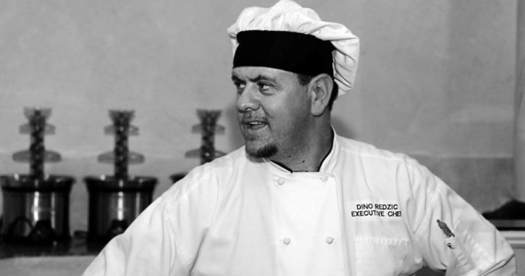 Celebrity Chef, Dino Redzic