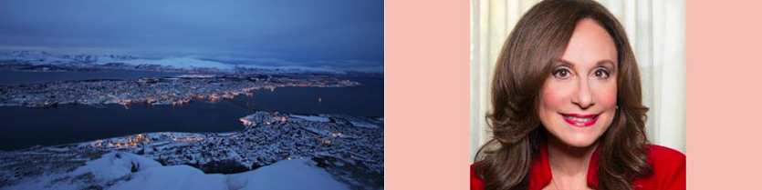 Norwegian Winter Advice and Digital Citizenship Classes with Robin Colner