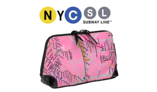 "Trending Tuesday! Lynne Lambert, ""NYC Subway Line"""