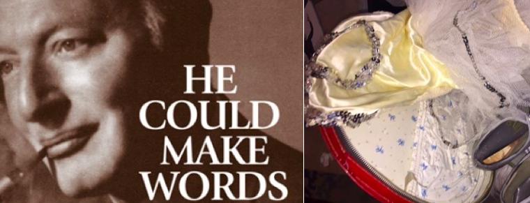 """Memories and Memorabilia – David Greene, """"He Could Make Words Sing"""""""